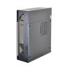 Lian Li PC-O5SX Mini-ITX Slim ház - Fekete (PC-O5SX)