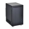 Lian Li PC-Q21B Mini-ITX Cube - fekete (PC-Q21B)