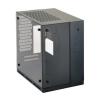 Lian Li PC-Q37WX Mini-ITX Edzett üveg - fekete (PC-Q37WX)