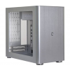 Lian Li PC-Q38WA Mini-ITX ezüst (PC-Q38WA)