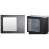 Lian Li W-2 LM3LB Window oldalsó panel PC A05FN - fekete
