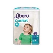 Libero Comfort 6 Junior pelenka 12-22kg 72db pelenka