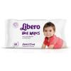 Libero Sensitive nedves törlőkendő 64db