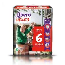 Libero up&go 6 bugyipelenka ( 13-20kg ) - 20db pelenka