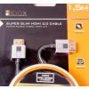 LIBOX Cable HDMI-HDMI 1;5m blister Premium Super SLIM HQ 2.0 4K LIBOX LB0054