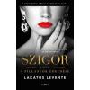 Libri Könyvkiadó Lakatos Levente: Szigor II. kötet - A pillangók ébredése (ELŐRENDELHETŐ, várható megjelenés: 2016.11.15.)