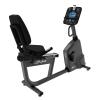 Life Fitness RS1 LifeCycle háttámlás szobakerékpár Track konzollal