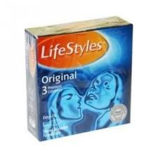 LifeStyles ORIGINAL ÓVSZER (3db) óvszer