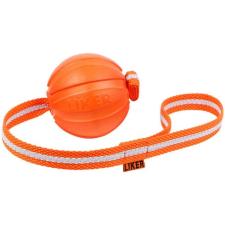 Liker narancssárga fényvisszaverő szalagos labda kutyáknak (7 cm) kutyafelszerelés