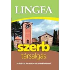 Lingea Kft. LINGEA SZERB TÁRSALGÁS - SZÓTÁRRAL ÉS NYELVTANI ÁTTEKINTÉSSEL nyelvkönyv, szótár