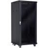 """Linkbasic álló szekrény 19"""" 42U 600x600mm fekete"""