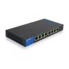 Linksys Gigabit Switch 8-port LGS108 (LGS108-EU)
