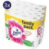 LINTEO WC-papír fehér 3 x 24 tekercs 2 rétegű
