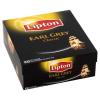 """LIPTON Fekete tea, 100x1,5 g, LIPTON """"Earl Grey"""""""