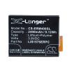 LIS1576ERPC Akkumulátor 2400 mAh