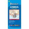 Lisszabon térkép - Michelin 39