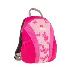 LittleLife Runabout Toddler Backpack hátizsák - Pink