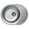 LIVINOX EC157K egykörtál mini csepptálcás mosogató