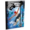 Lizzy Card GEO: Xtreme Skate gumis mappa - A5