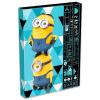 Lizzy Card Minyonok: Bello füzetbox - A4