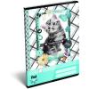 LizzyCard Füzet tűzött A/5 1.o. Pet Meow 17257407