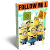 LizzyCard Füzetbox A/4 Minions Mel 18433137