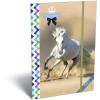 LizzyCard Gumis mappa A/4 GEO Horse One 17268306