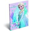 LizzyCard Notesz papírfedeles A/6 Frozen Castle 17457019