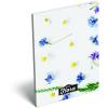 LizzyCard Notesz papírfedeles A/6 GEO Flora Daisy 17456515