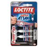 Loctite PILLANATRAGASZTÓ LOCTITE SUPER ATTAK EASY MINI TRIO 3X1G