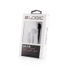 Logic Concept Technology Logic S-LC-15 fekete mobil headset