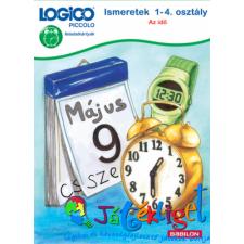Logico Piccolo – Az idő kreatív és készségfejlesztő