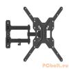 LogiLink BP0016 TV wall mount, tilt -15/+15, swivel -90/90