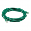 LogiLink CAT6 U/UTP Patch Cable EconLine AWG24 green 0,25m