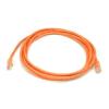 LogiLink CAT6A S/FTP Patch Cable PrimeLine AWG26 PIMF LSZH orange 7,50m