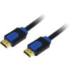 LogiLink HDMI 1.4 High Speed Ethernet kábel, 3m