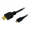 LogiLink LogiLink Cable HDMI (Typ-A) to Micro-HDMI (Typ-D), 2 Meter