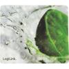 LogiLink Mousepad in 3D design, 'Lemon'