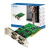 LogiLink PCI Multi I/O vezérlő kártya,4 soros port