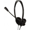 LogiLink Stereo Headset Earphones with Microphone Easy