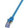 LogiLink UTP Összeköto Kék 7.5m CQ3086S