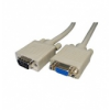 LogiLink VGA Cablemale/female grey 3m