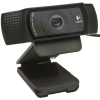Logitech C920 Full HD Webkamera Refresh Black