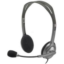 Logitech H111 fülhallgató, fejhallgató