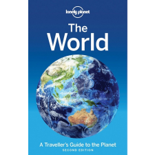 Lonely Planet Global Limited The World - Lonely Planet idegen nyelvű könyv