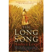 Long Song: Shortlisted for the Man Booker Prize 2010 – Andrea Levy idegen nyelvű könyv