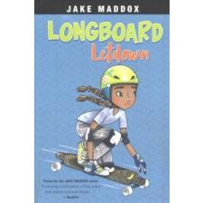 Longboard Letdown – Jake Maddox,Katie Wood idegen nyelvű könyv