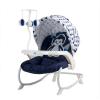 Lorelli Dream Time pihenőszék - Blue&White Penguin 2019