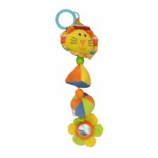 Lorelli Toys plüss csörgő rágóka - oroszlán csörgő