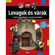 Lovagok és várak - LEGO kalandok a valós világban ajándékkönyv